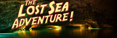 Image result for lost sea adventure logo