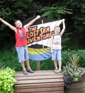 Tyler-&-Caleb-at-Lost-Sea